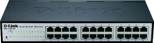Bild von D-Link Gigabit Switch 24 Port