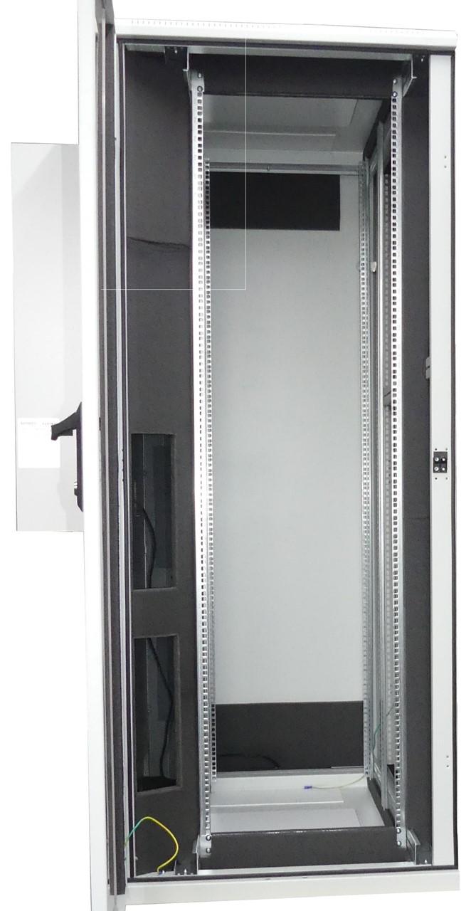 serverschrank klimatisiert mit kaltgangsystem 830w 19 zoll tec gmbh hersteller f r 19 zoll. Black Bedroom Furniture Sets. Home Design Ideas