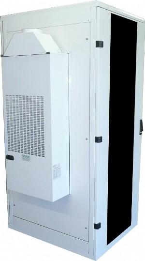serverschrank klimatisiert 42 HE mit Kühlanlage . 19 Zoll-Tec GmbH ...