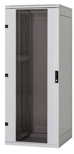Serverschrank 42 HE, 800x1100 (BxT), lichtgrau. 19 Zoll-Tec GmbH ...
