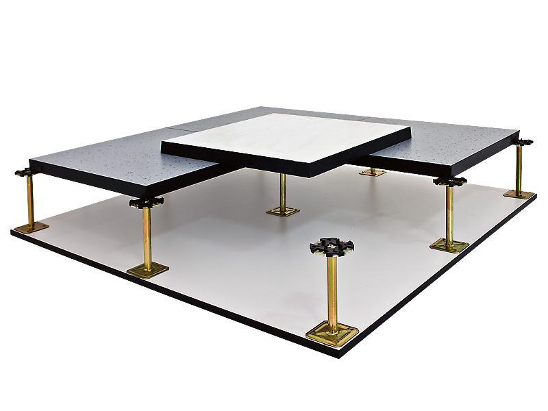Mero Fußbodenplatten ~ Doppelboden für das rechenzentrum. 19 zoll tec gmbh hersteller für