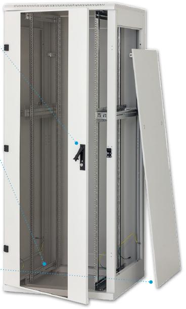 RMA Serverschrank